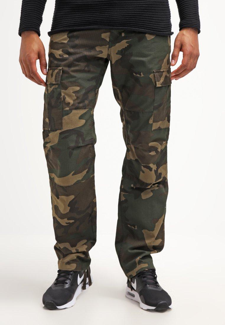 Men AVIATION PANT COLUMBIA - Cargo trousers