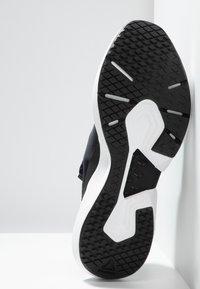Reebok - SOLE FURY TS - Zapatillas de entrenamiento - black/white - 4