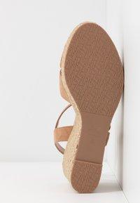 Stuart Weitzman - ROSEMARIE - High heeled sandals - tan - 6