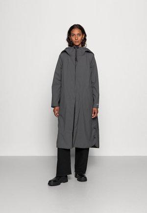 RAINCOAT - Classic coat - dark shadow