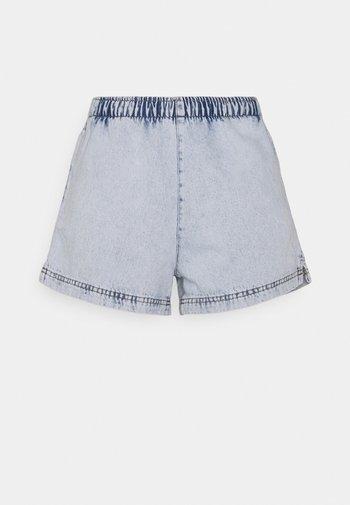 EASY - Shorts vaqueros - blue