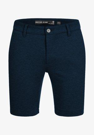 AALBORG - Shorts - navy check