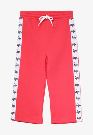 TAPE - Tracksuit bottoms - pink