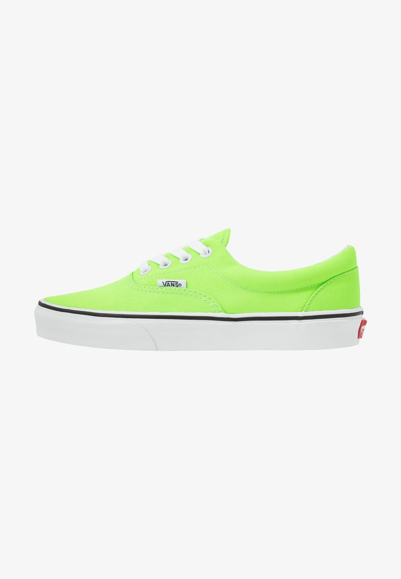 Vans - ERA - Trainers - neon green gecko/true white