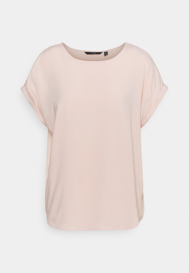 VMBECCA - Blouse - sepia rose