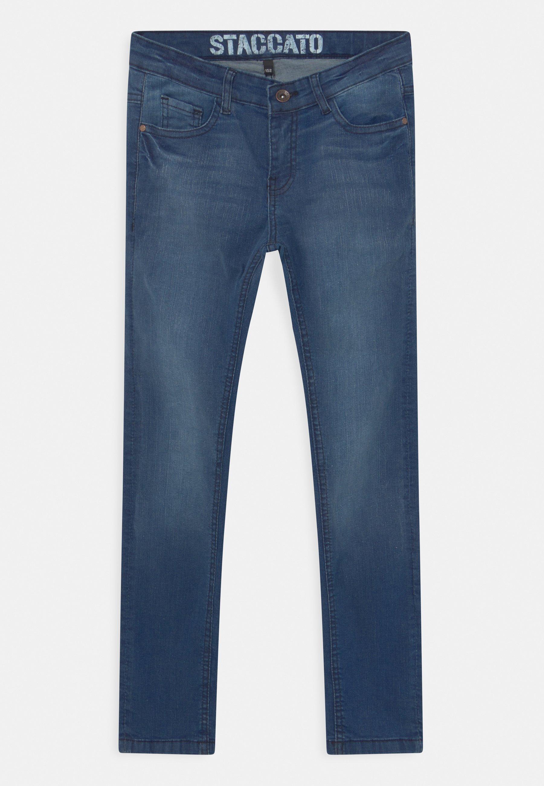 Gr.158 1-3 Jeans für aufgeweckte Kinder Jeanshose Jungen Hose Rundumgummizug NEU