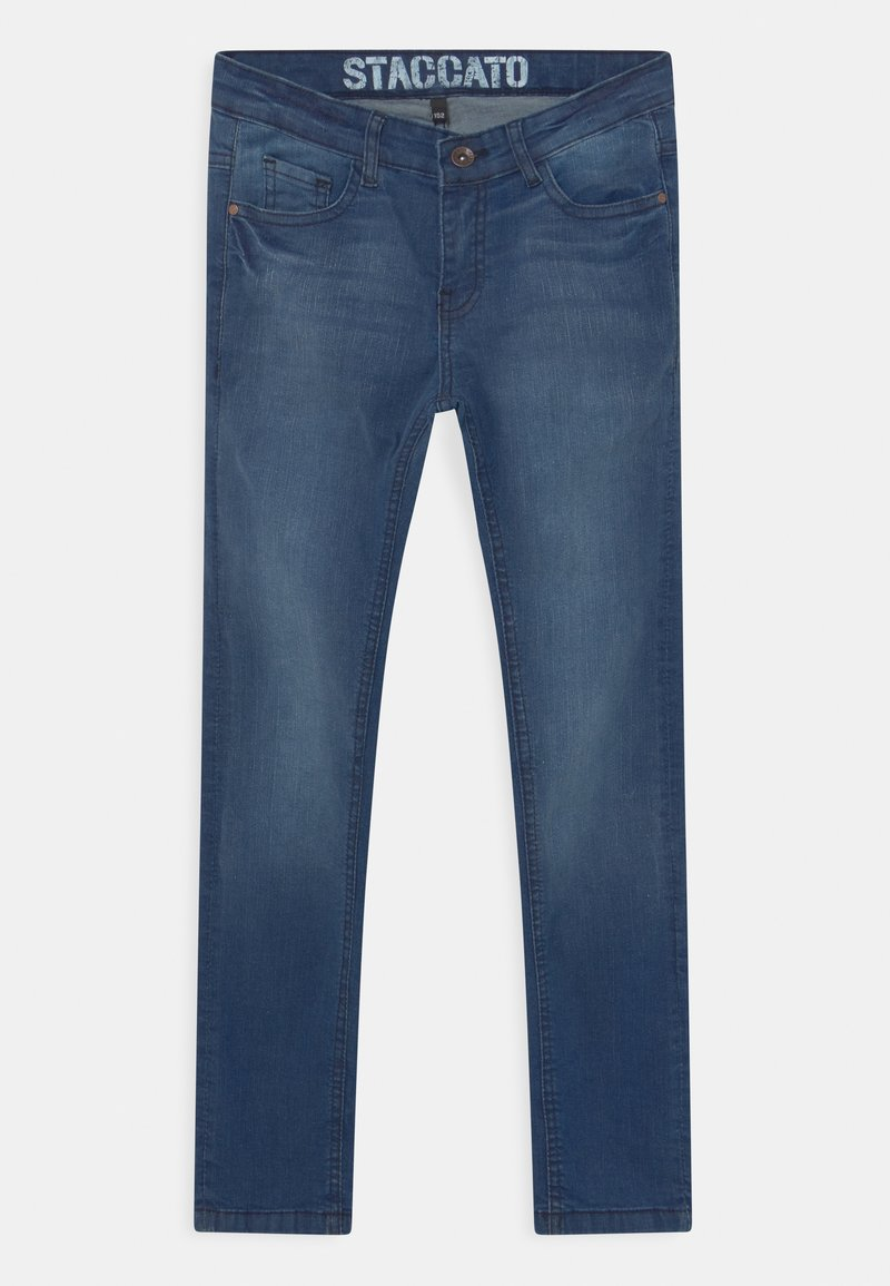 Staccato - Slim fit jeans - mid blue denim