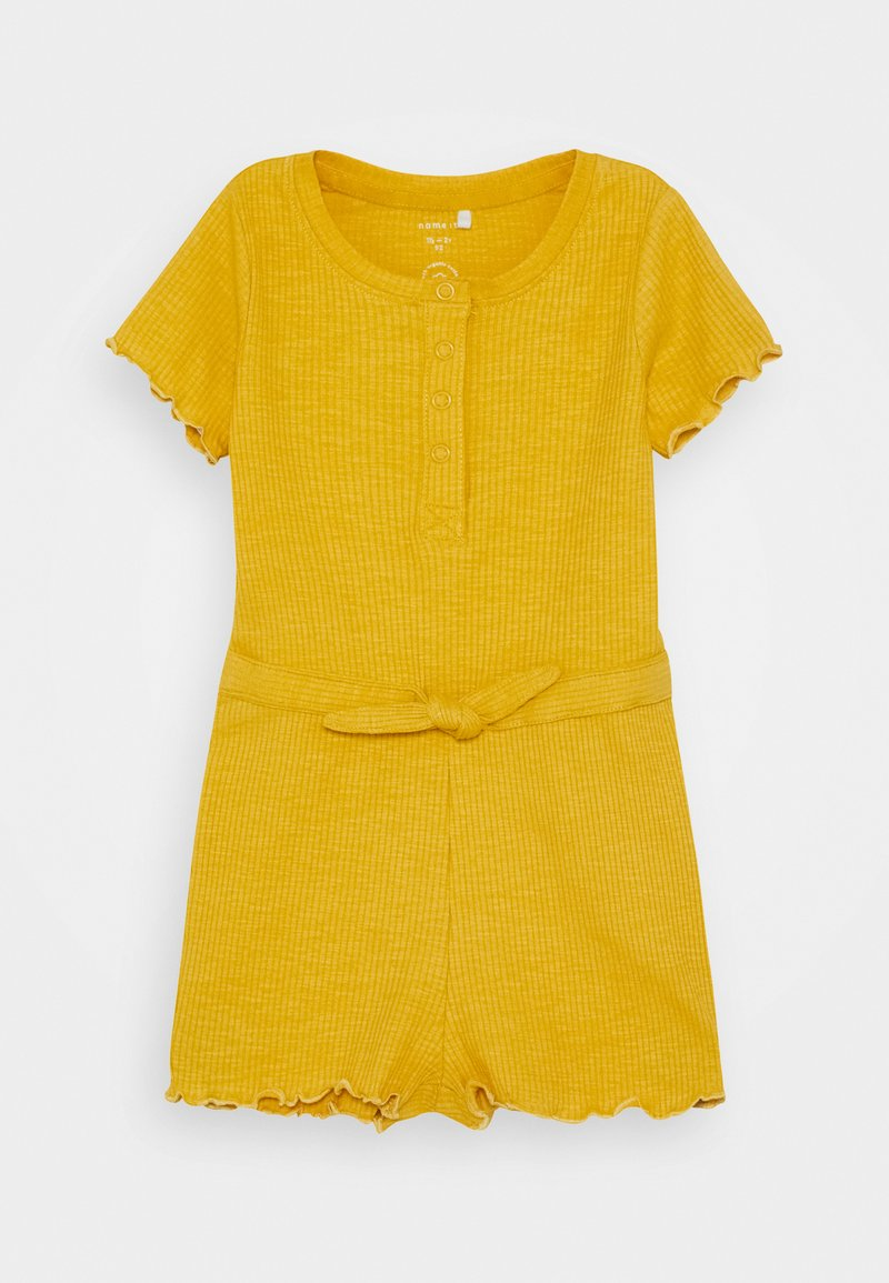 Name it - NMFKUIT - Jumpsuit - spicy mustard