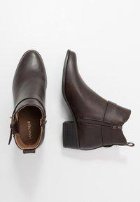 Anna Field - Ankle boots - dark brown - 3
