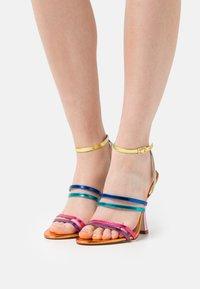 BEBO - INESSE - Sandals - orange - 0