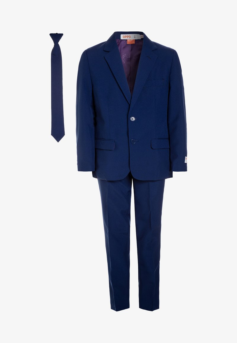 OppoSuits - TEEN BOYS SET  - Suit - navy