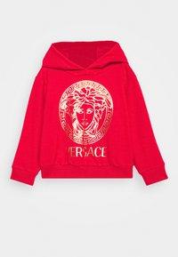 Versace - FELPA UNISEX - Sweatshirt - rosso - 0