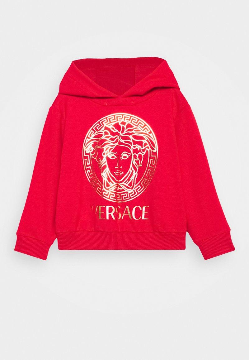 Versace - FELPA UNISEX - Sweatshirt - rosso