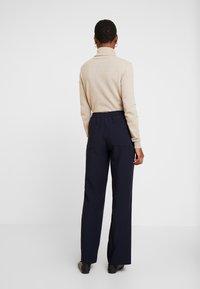 Opus - MONI - Trousers - just blue - 3