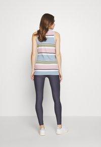 GLOWE - The Glowe Maternity SUPPORT LEGGING - Leggingsit - solid grey - 2