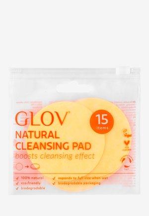 NATURAL CLEANSING PADS 15 PCS - Skincare tool - natural