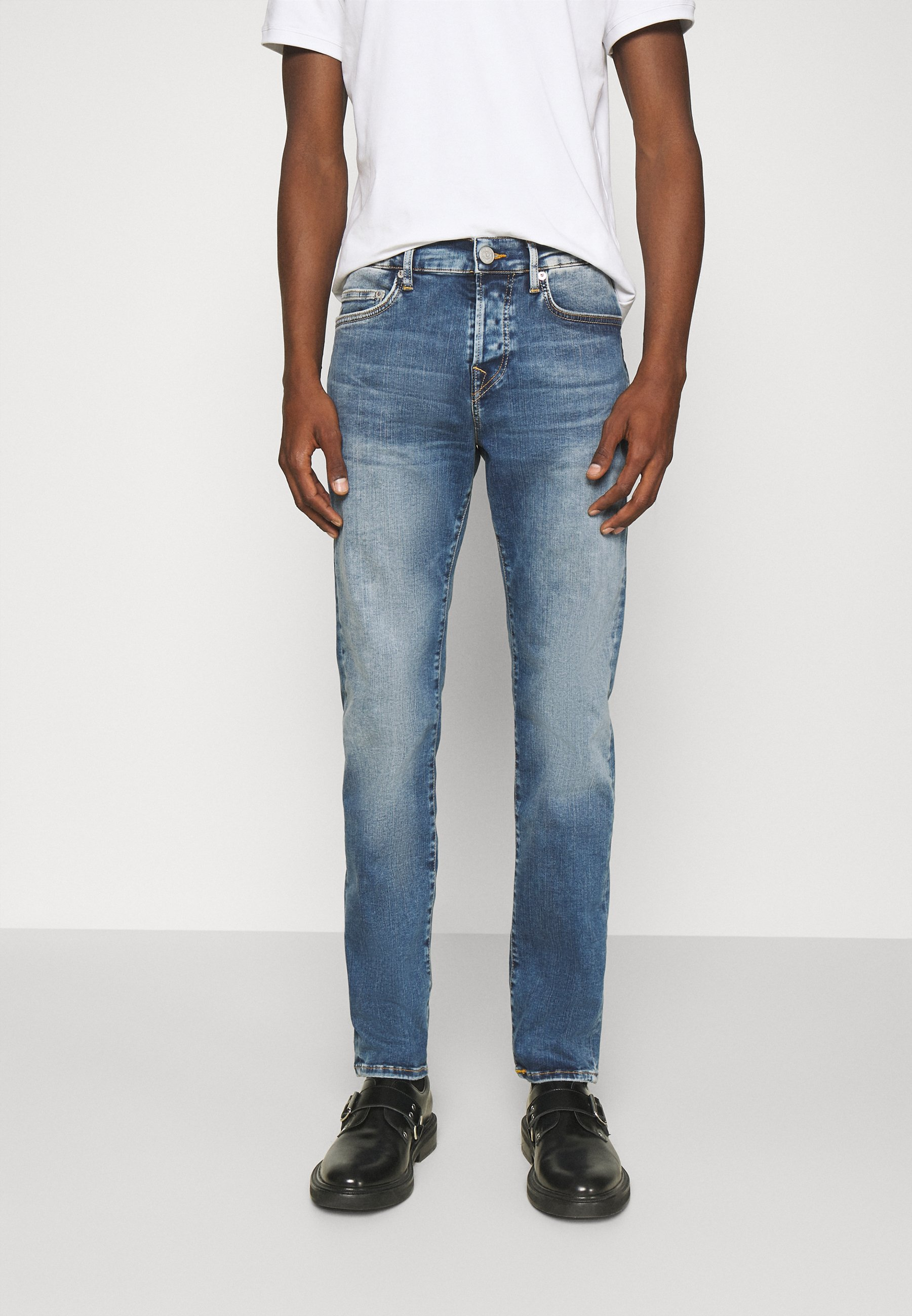 Uomo ROCCO TRUEFLEX - Jeans slim fit