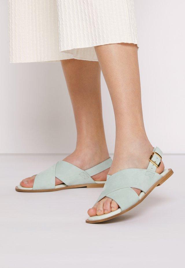 Sandalen - mint