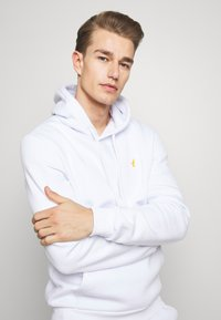 Pier One - Sweat à capuche - white - 6