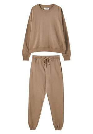 SET - Sweatshirts - brown
