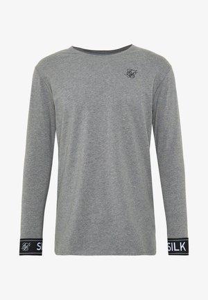 LOUNGE TEE - Långärmad tröja - grey