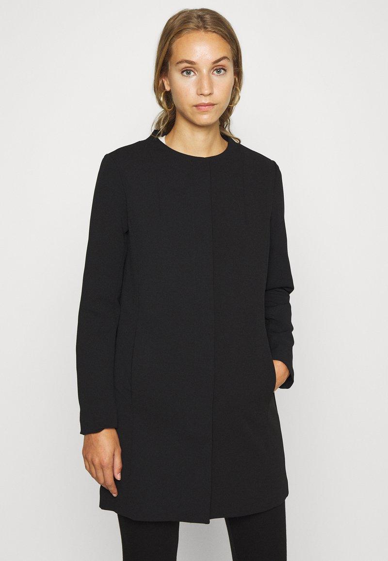 ONLY - ONLBELLA - Krátký kabát - black