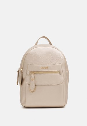 BACKPACK - Ryggsäck - light gold