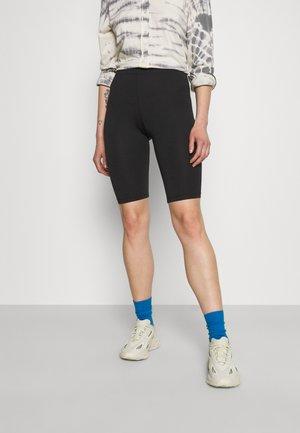 JDYROSSY BIKER 2 PACK - Shorts - rose/solid black