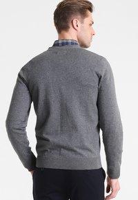 Pier One - Vest - dark grey melange - 2