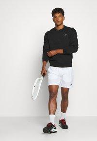 Lacoste Sport - CLASSIC - Sweatshirt - black - 1