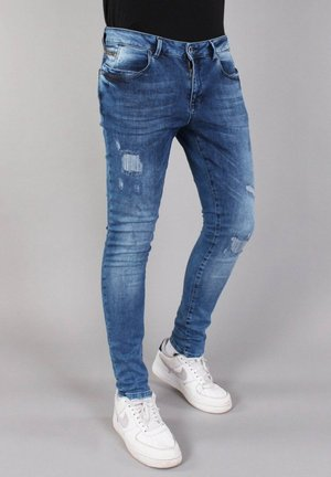 Jeans Skinny - dirty
