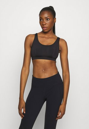 BRA  - Medium support sports bra - black