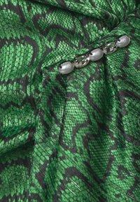 Birgitte Herskind - KATHINKA MINI DRESS - Vestido de cóctel - green - 2