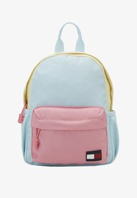 Tommy Hilfiger - CORE MINI BACKPACK - Rugzak - pink - 1