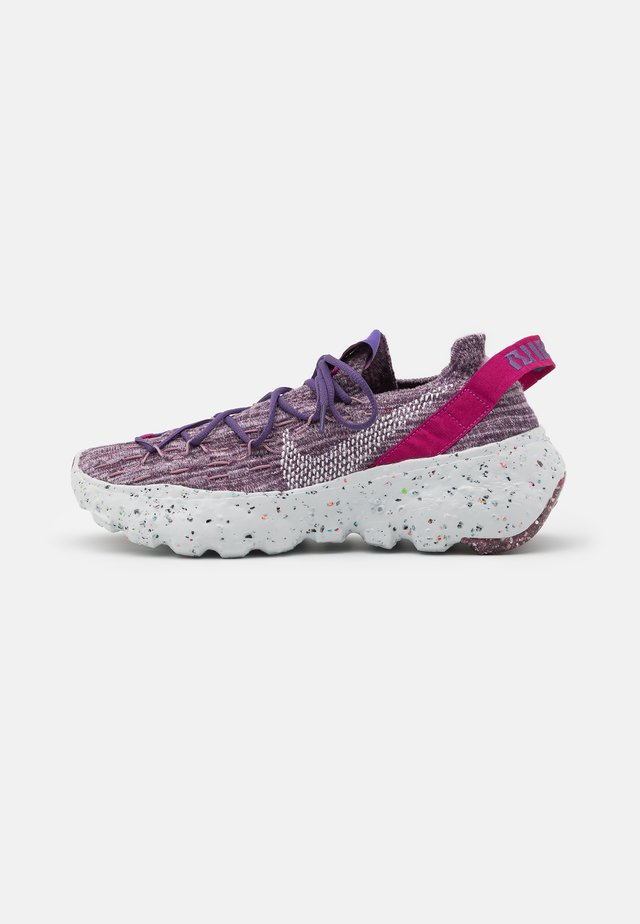 SPACE HIPPIE - Trainers - cactus flower/photon dust/gravity purple