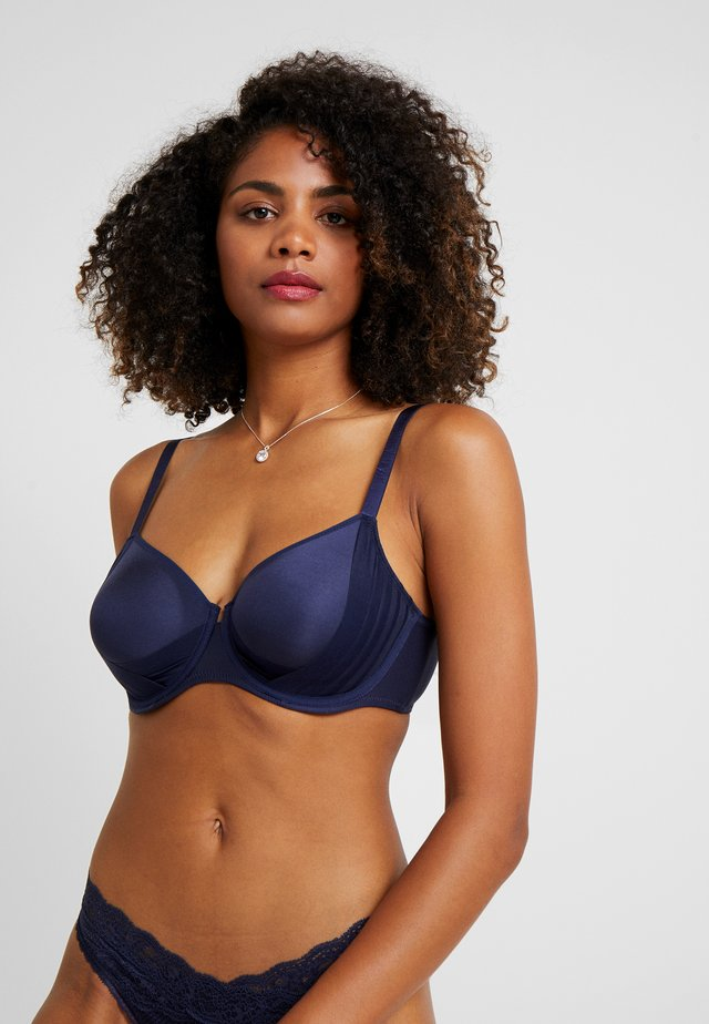 LIFT UP ARMATURES CLASSIQUE - Underwired bra - bleu marine