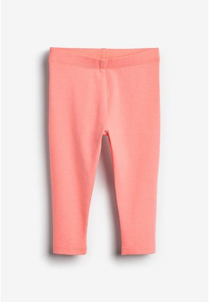 FLURO LEGGINGS (3MTHS-7YRS) - Leggings - Trousers - pink