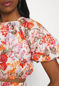 River Island - Long sleeved top - orange - 4