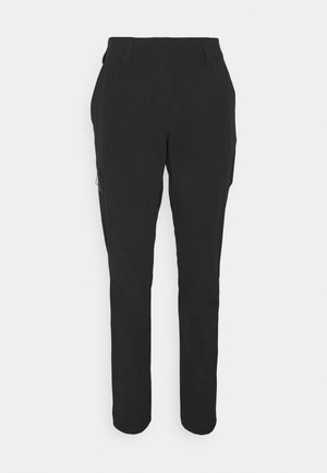 WAYFARER PANTS  - Broek - black
