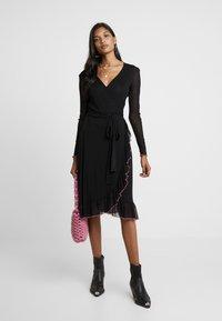 Résumé - ORSANA DRESS - Day dress - black - 1