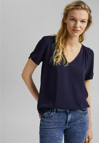 edc by Esprit - Blouse - navy - 0