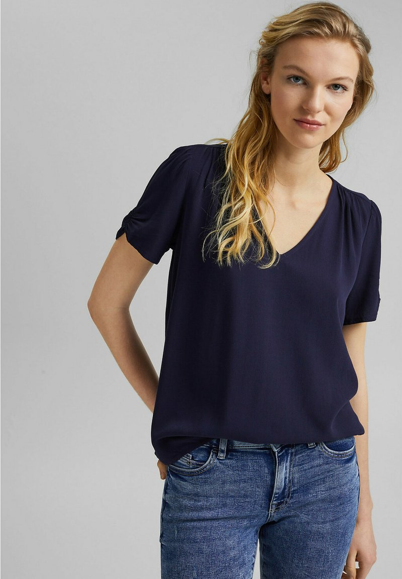 edc by Esprit - Blouse - navy