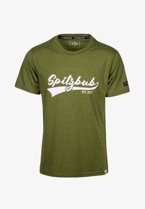 TIMO - T-shirt print - green