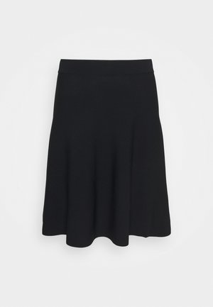 NULLYPILLY SKIRT - A-snit nederdel/ A-formede nederdele - caviar