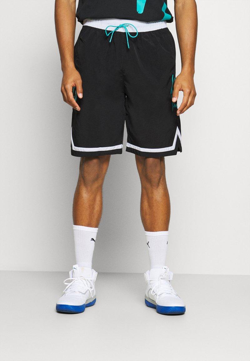 Puma - FRANCHISE  - Short de sport - black