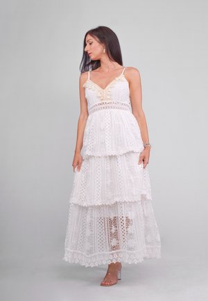Vestido de cóctel - blanco