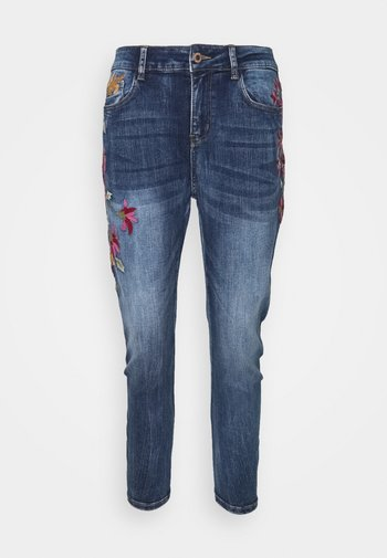 LUISIA - Relaxed fit jeans - blue