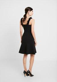 Apart - DRESS - Vestito elegante - black - 3
