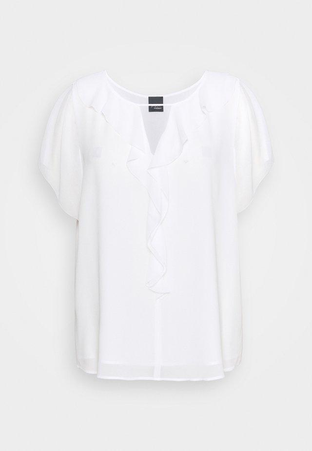 BAITA - Print T-shirt - white