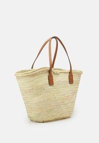 Tory Burch - ELLA BASKET TOTE - Tote bag - natural - 2